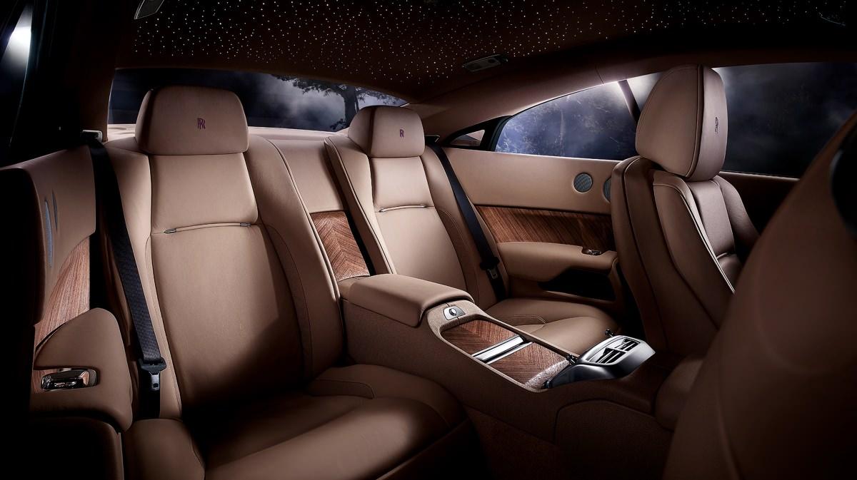 Wraith Rolls Royce (4)