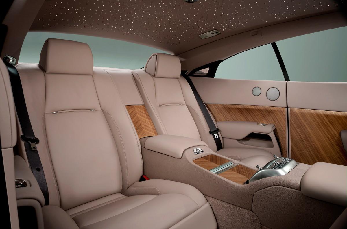 Wraith Rolls Royce (9)