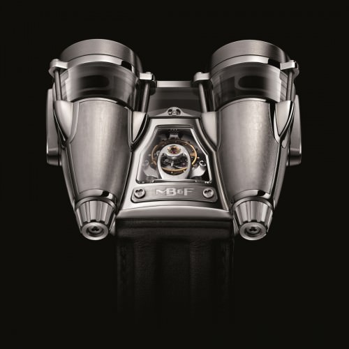 L'horological Machine N°4 Thunderbolt de MB&F