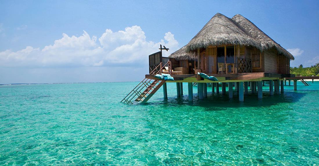 hôtel de luxe maldives