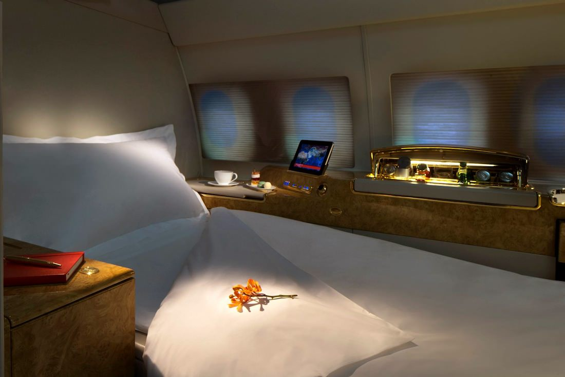 Emirates Executive chambre