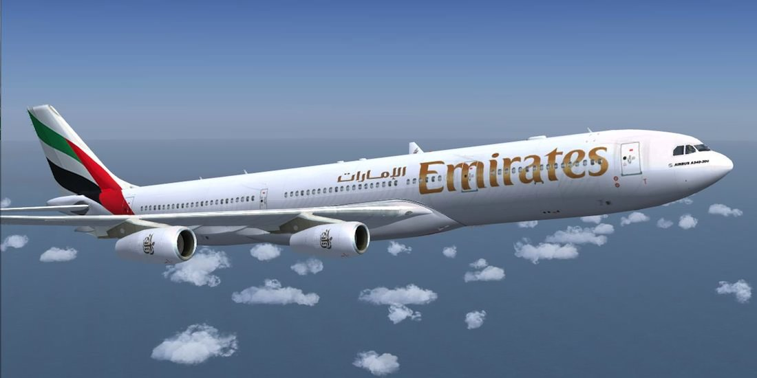 emirates airlines airbus