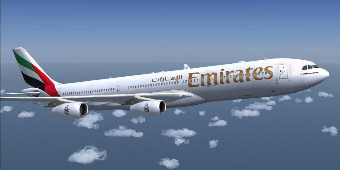 emirates airlines airbus