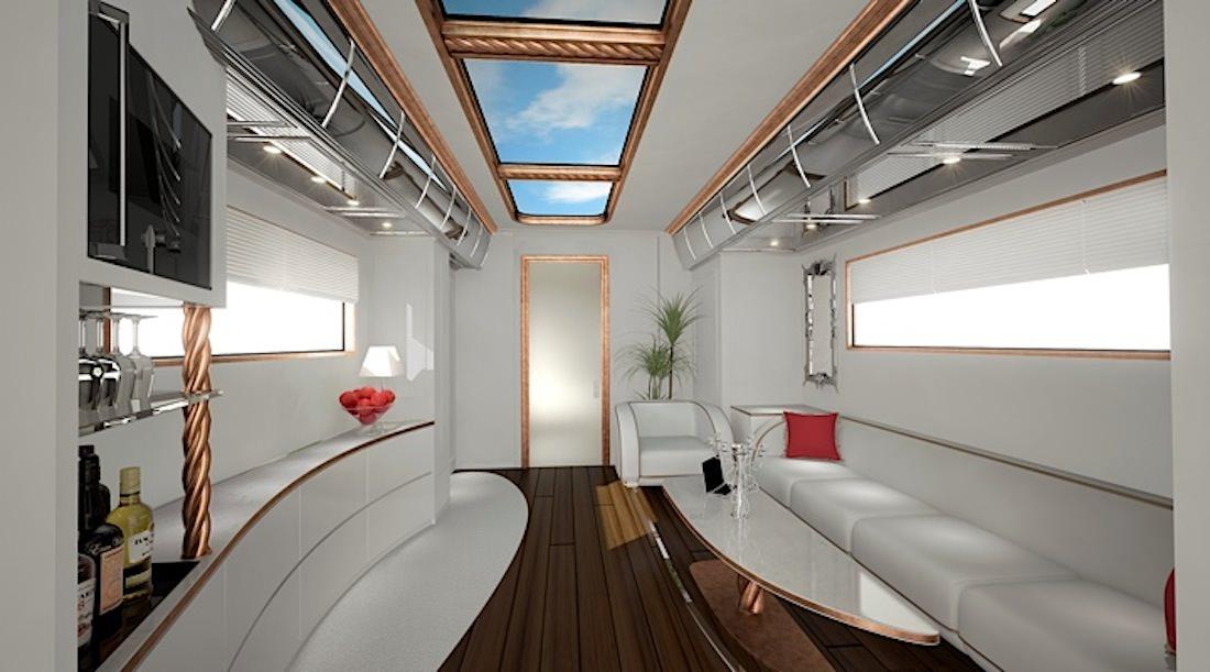 Camping Car De Luxe Elemment Marchi Mobile