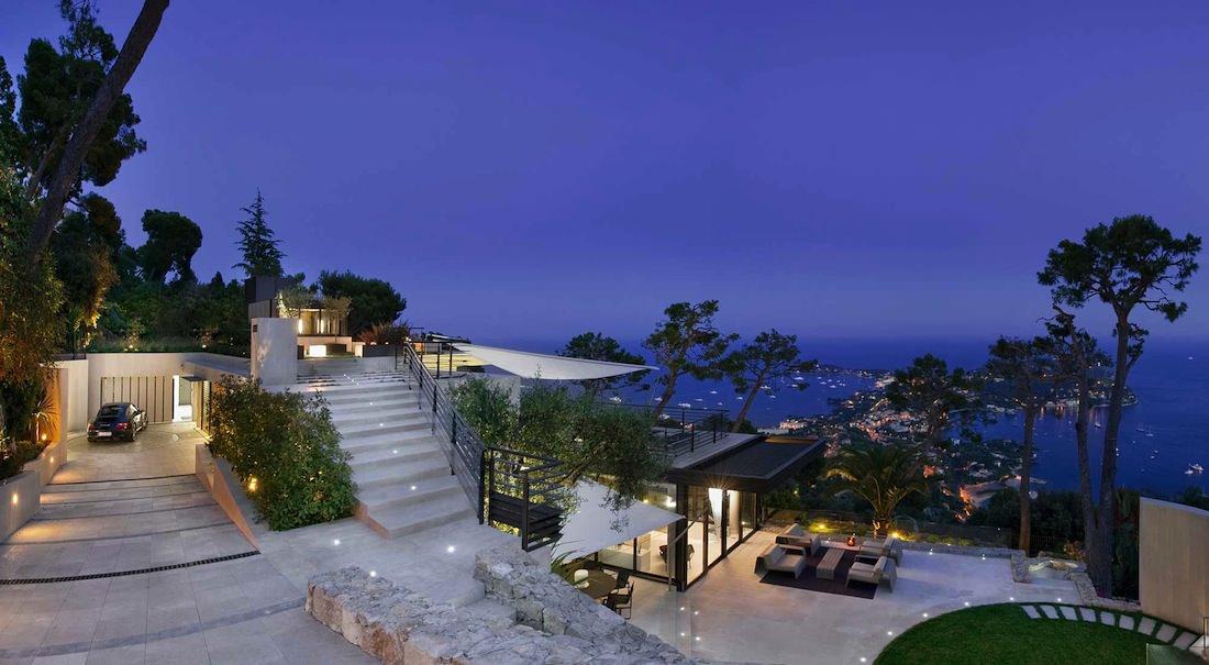 Bay View Villa De Luxe Sur La C Te D 39 Azur