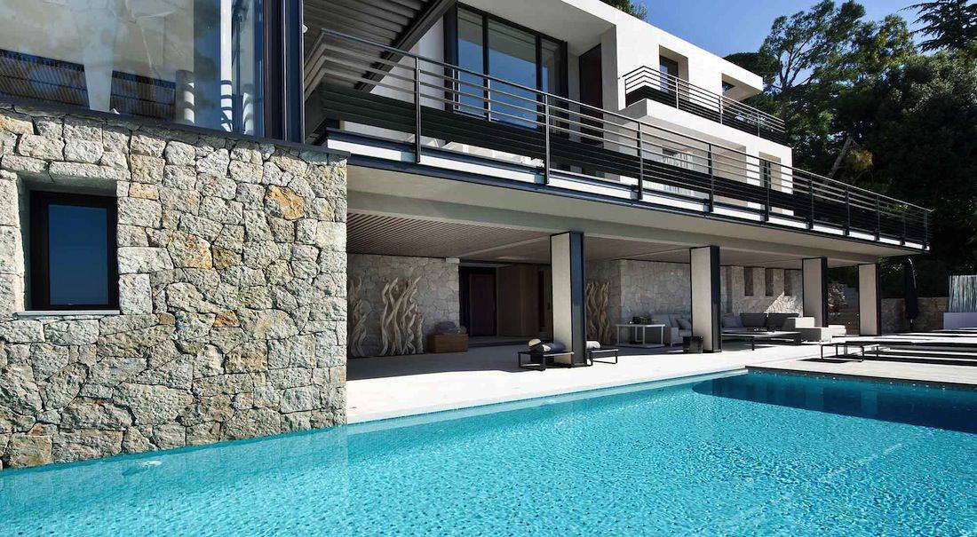 Bay view piscine