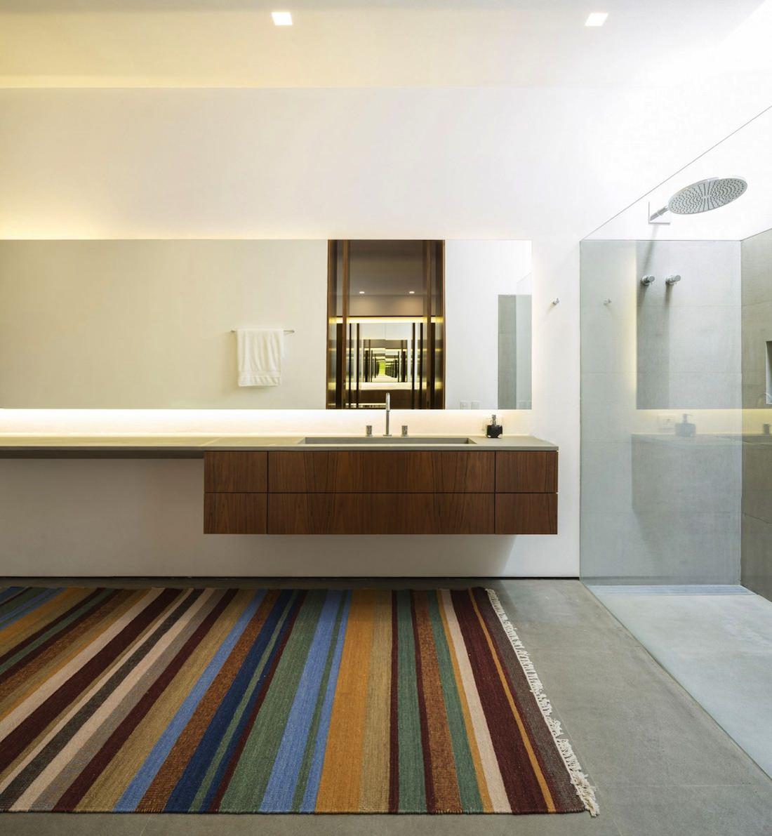 Casa Lee salle de bain