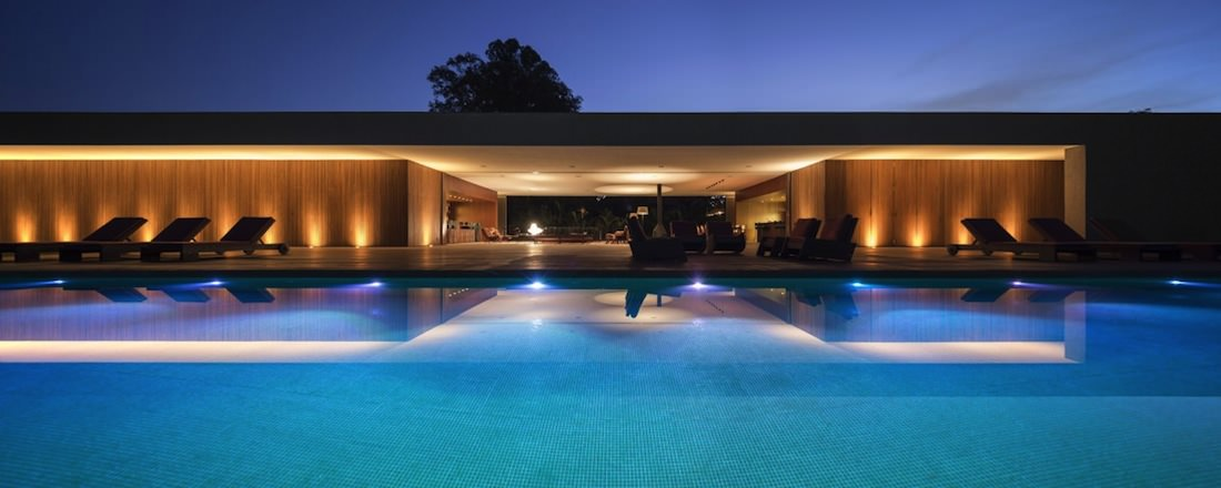 Casa Lee piscine