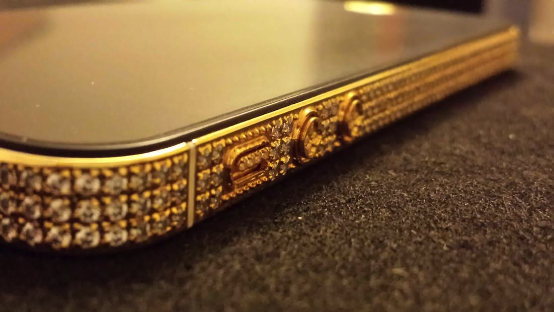 Phone gold