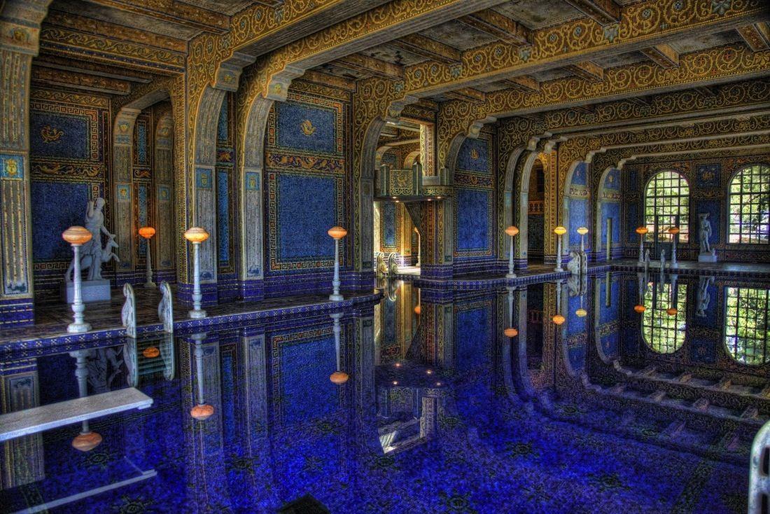 luxe villa chateau