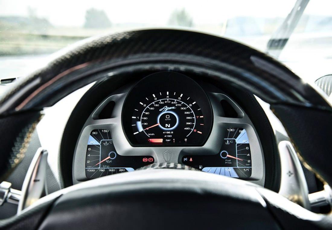 Koenigsegg Agera sport