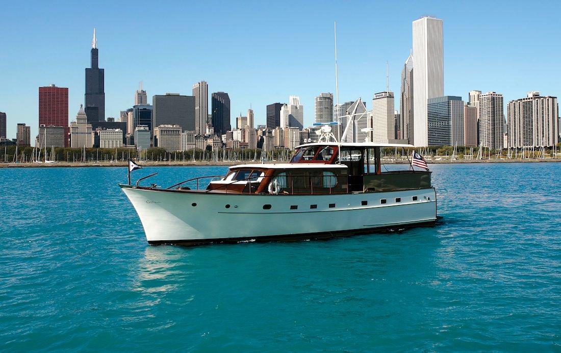 Peninsula academy boat