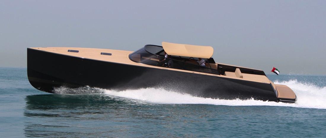 VanDutch 55 bateau