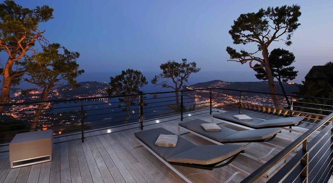 Villa luxe Cote azur