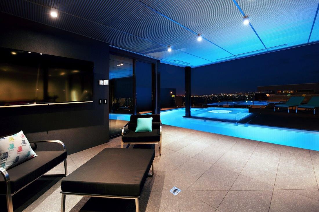 le wandana residence une villa d 39 exception. Black Bedroom Furniture Sets. Home Design Ideas