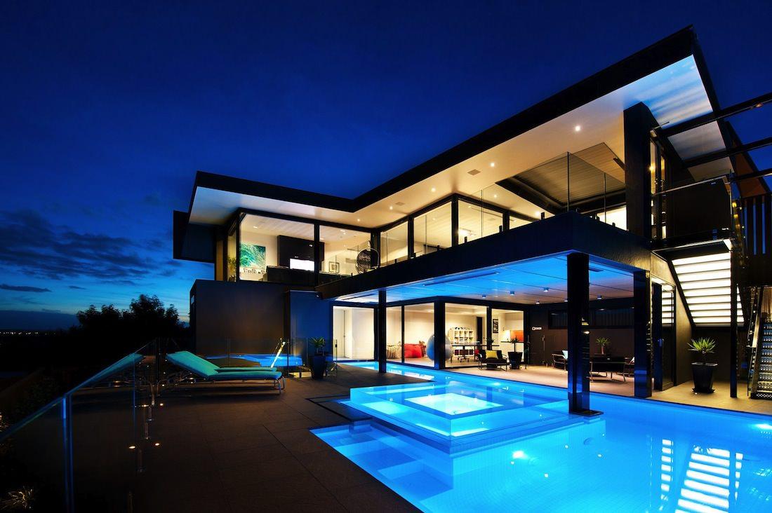 Le wandana residence une villa d 39 exception for Piscine home design