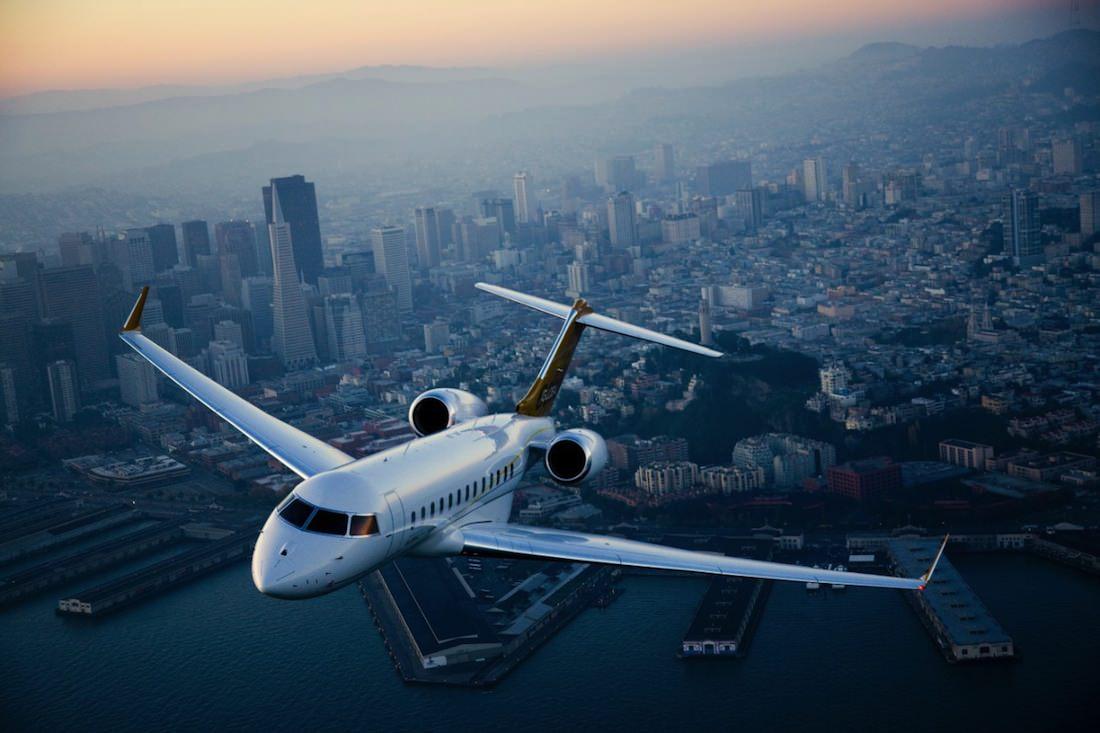 vue avion global