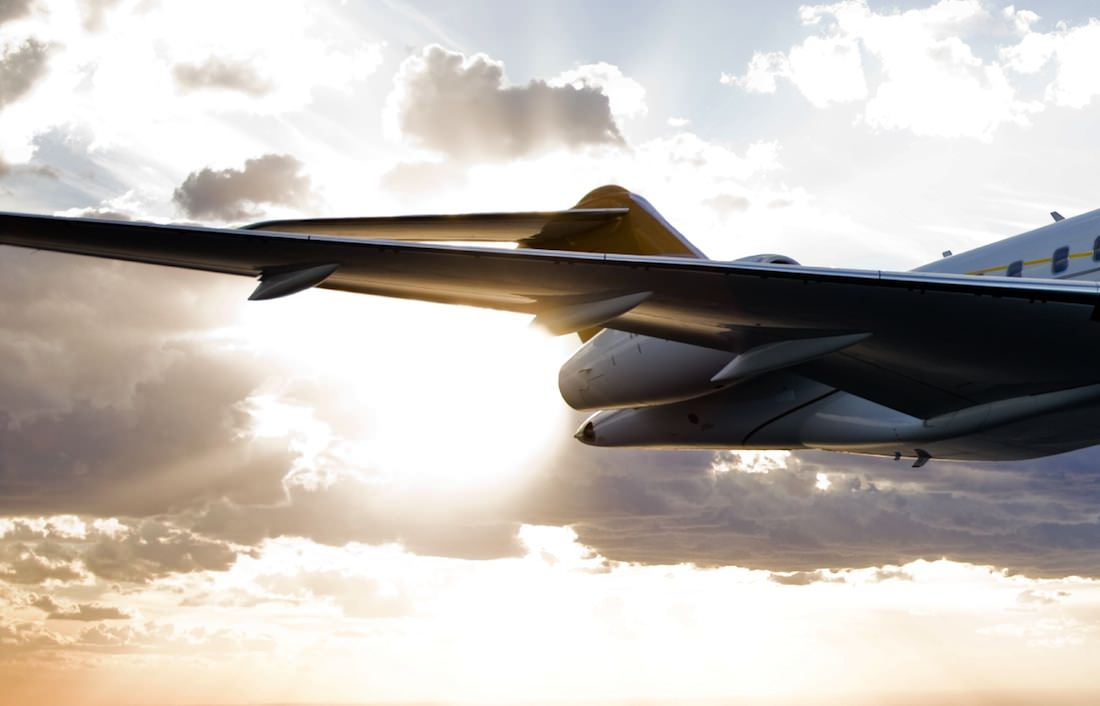 bombardier airplane