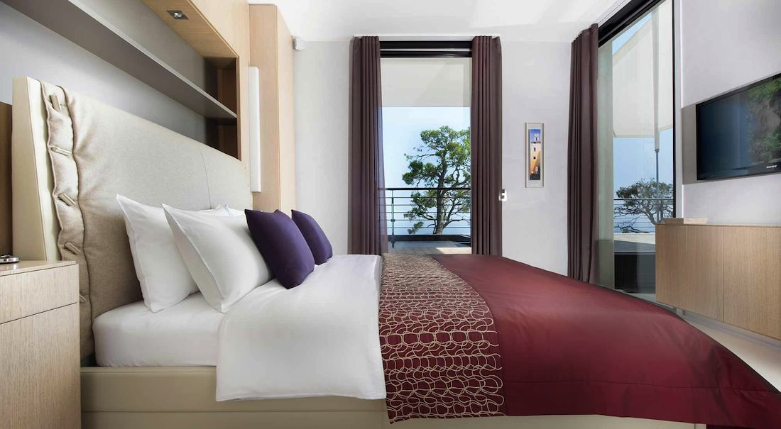 chambre villa Bay View