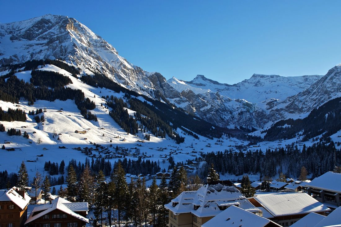 alpes suisses Adelboden