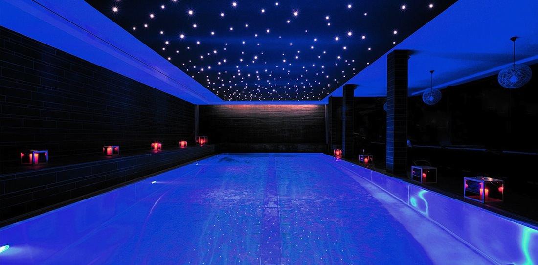 piscine luxe hotel