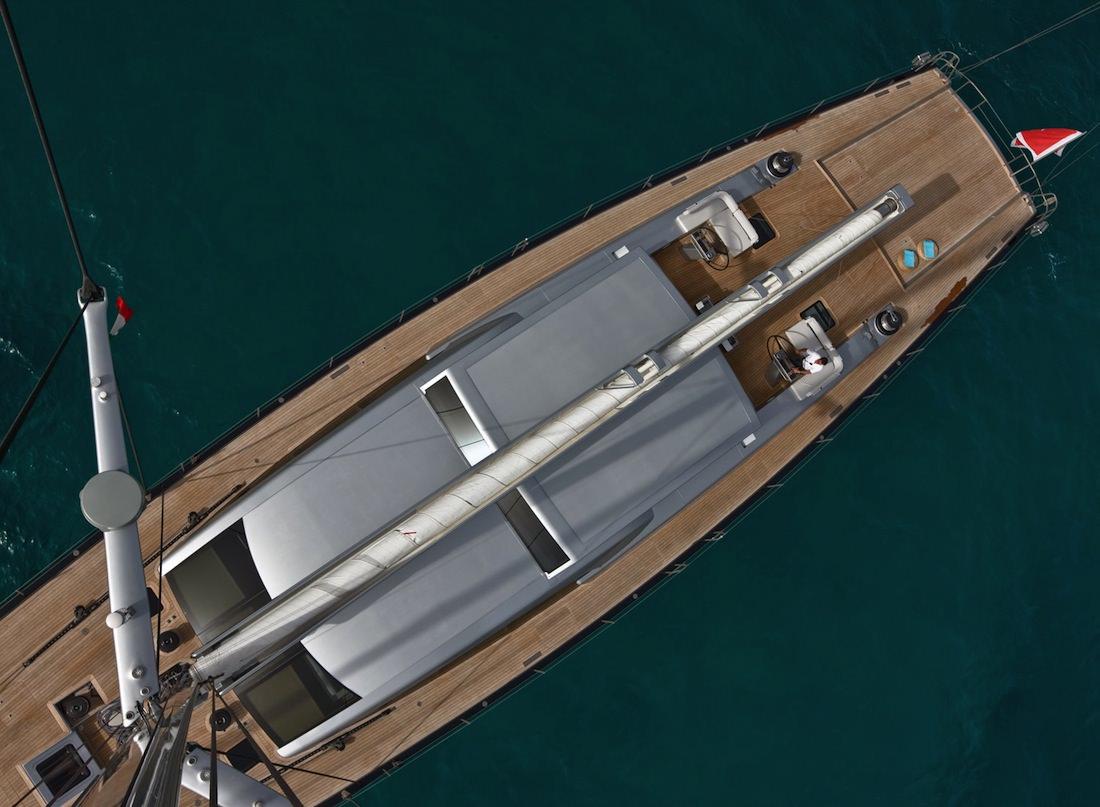 yacht vue ciel