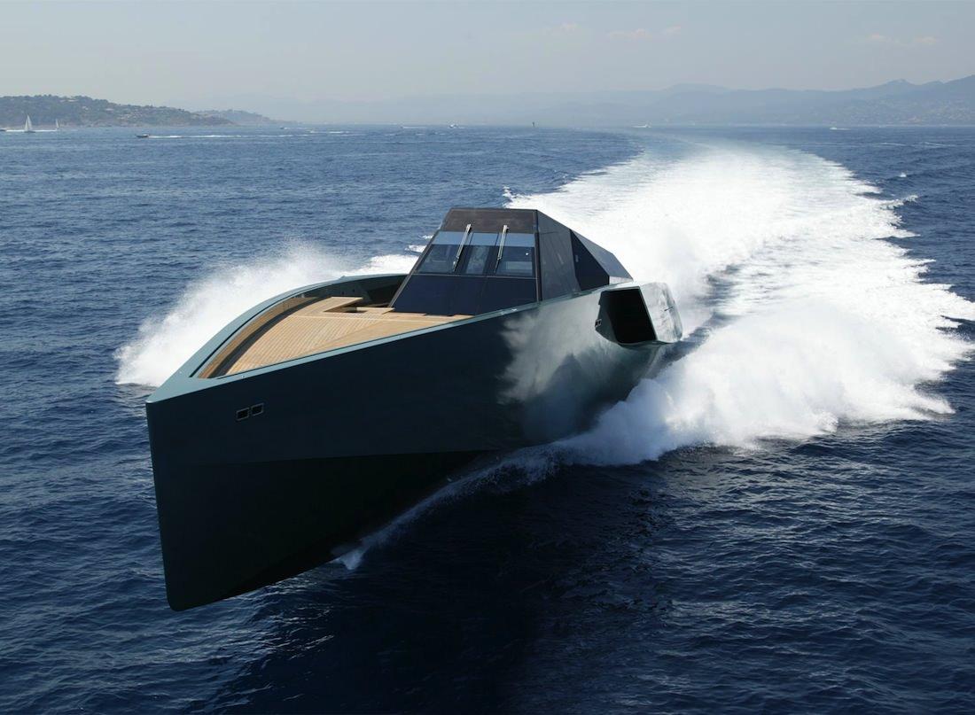yacht wally 55 Power