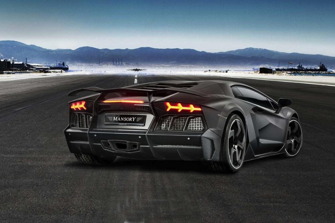 Aventador Carbonado Lamborghini