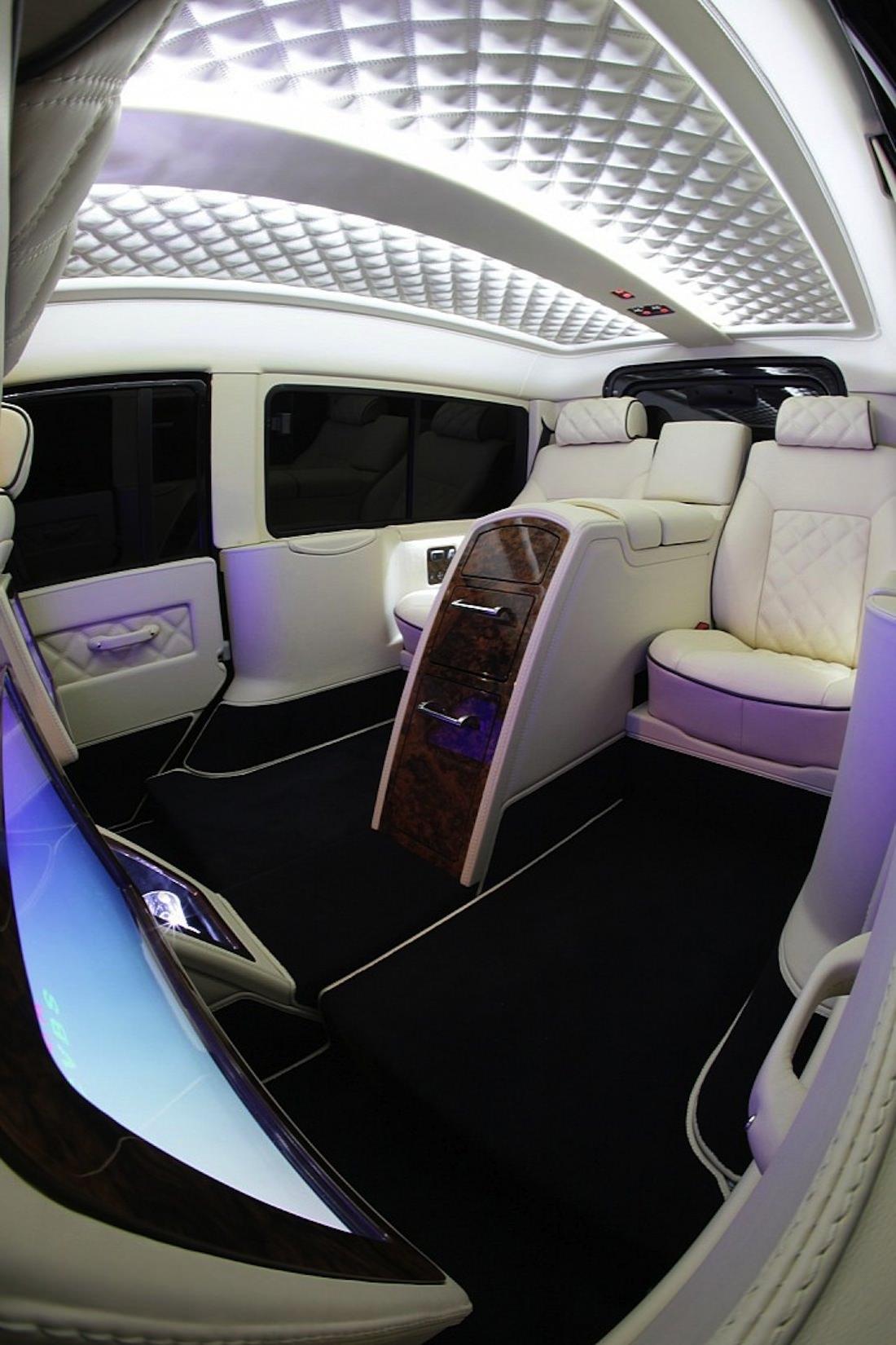 Land Rover luxe