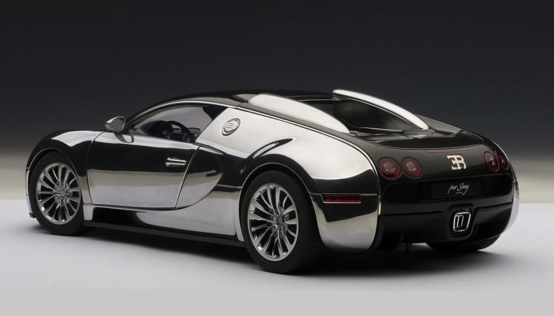 Eb 16 4 Veyron Pur Sang Par Bugatti