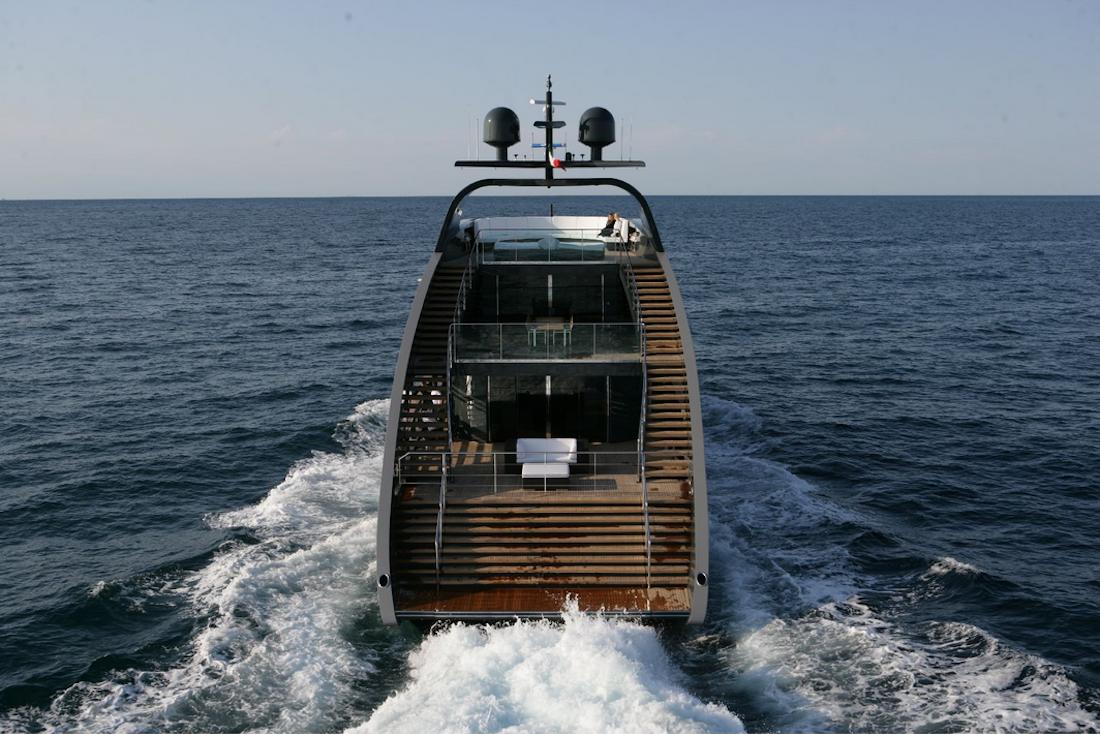 ocean emerald superyacht