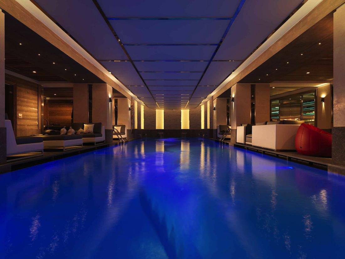 spa piscine Bergerie