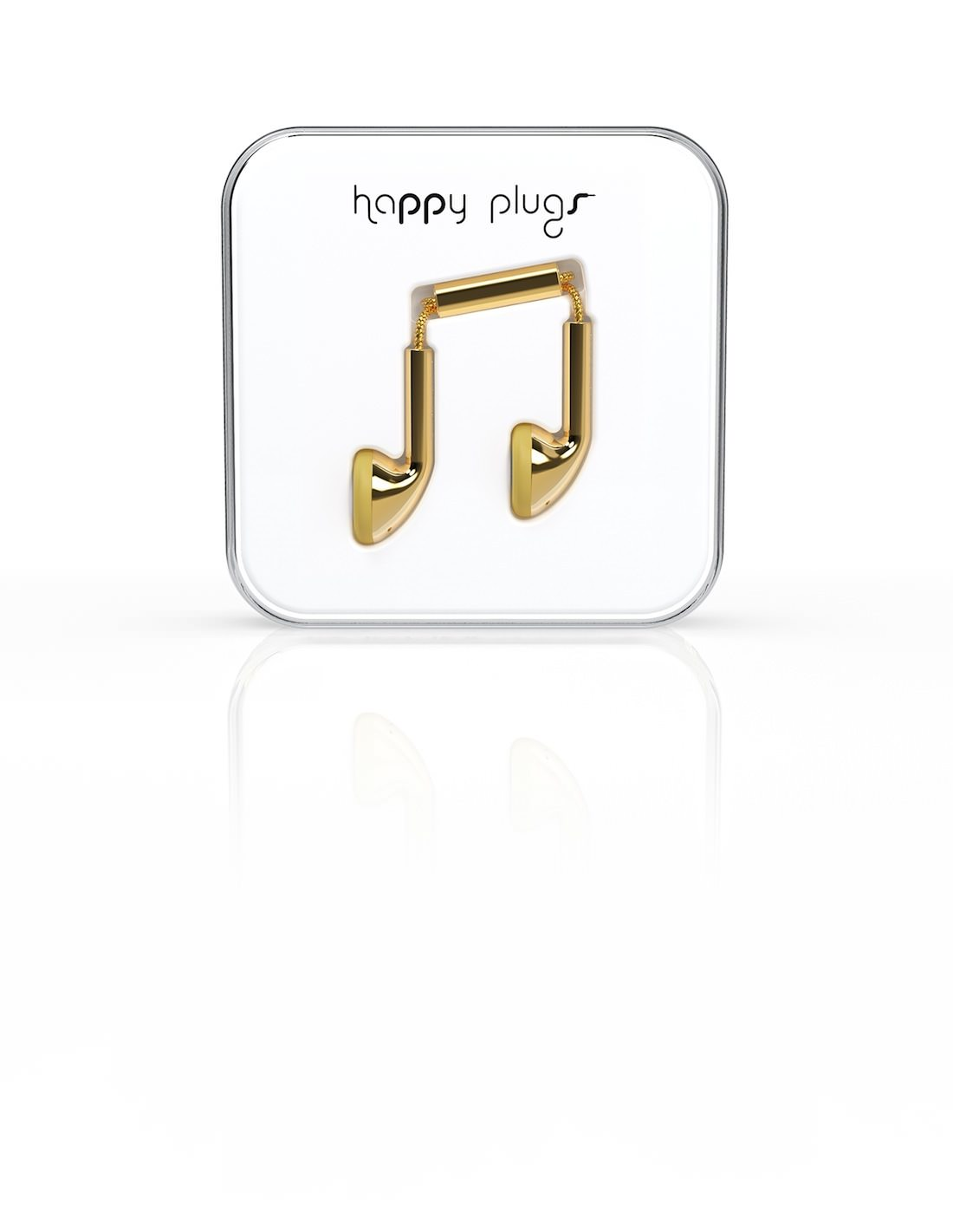 Happy_Plugs_Gold smartphone