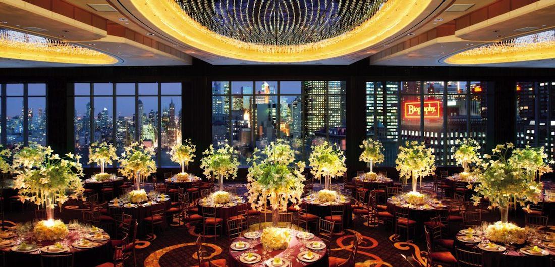 new-york-mandarin reception