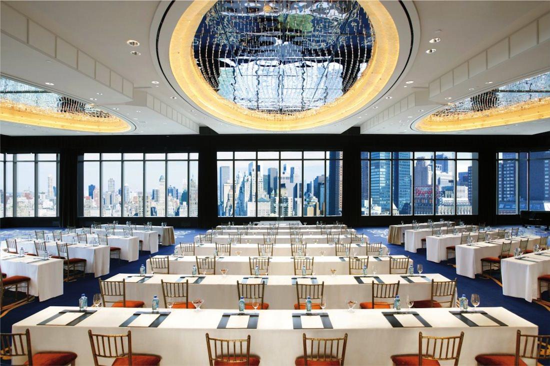 new-york reunion salle mandarin