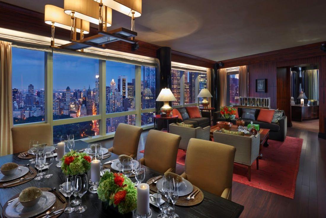 new-york suite presidentielle