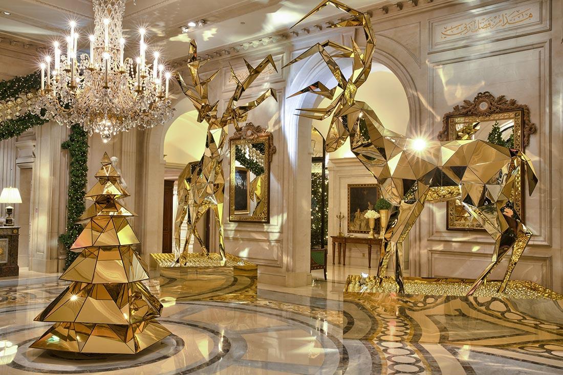 Le Four Seasons Hotel Georges V La Quintessence Du Luxe