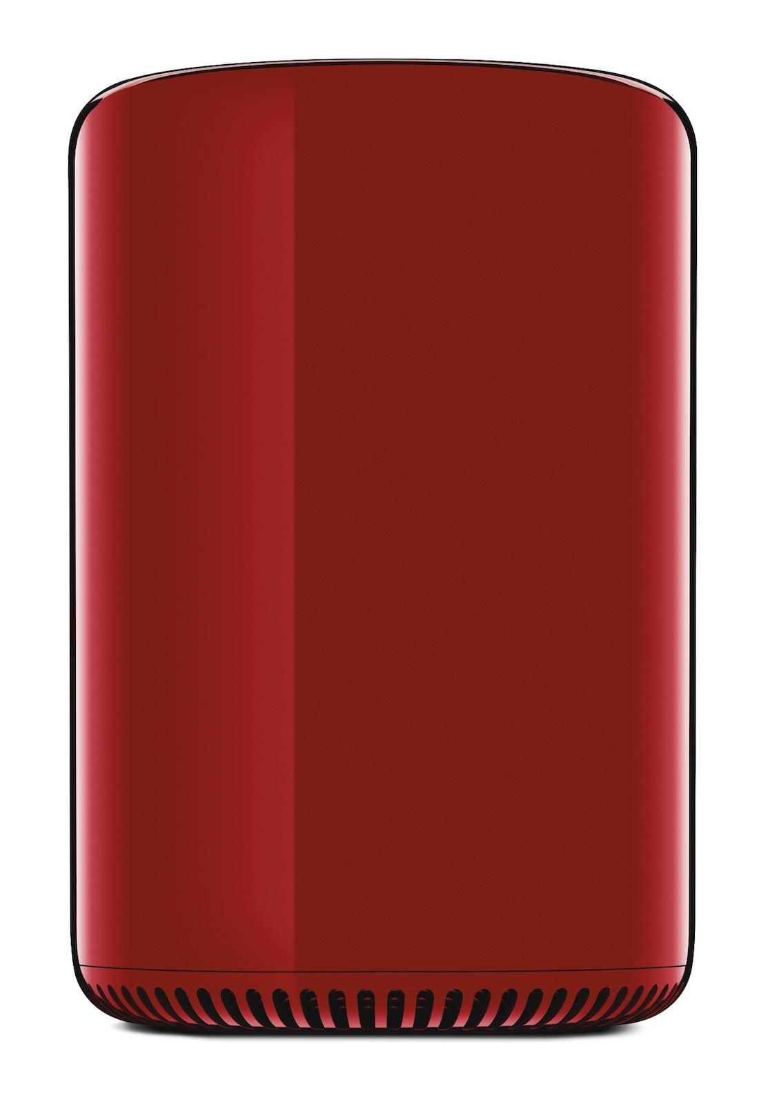 Mac Pro Red 3