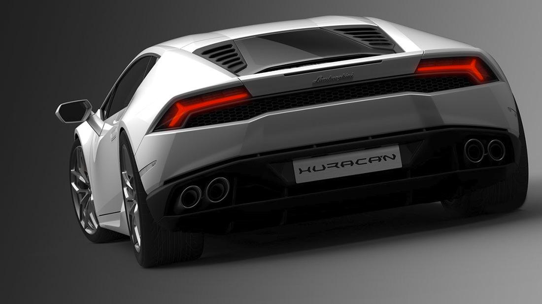 Lamborghini prése...