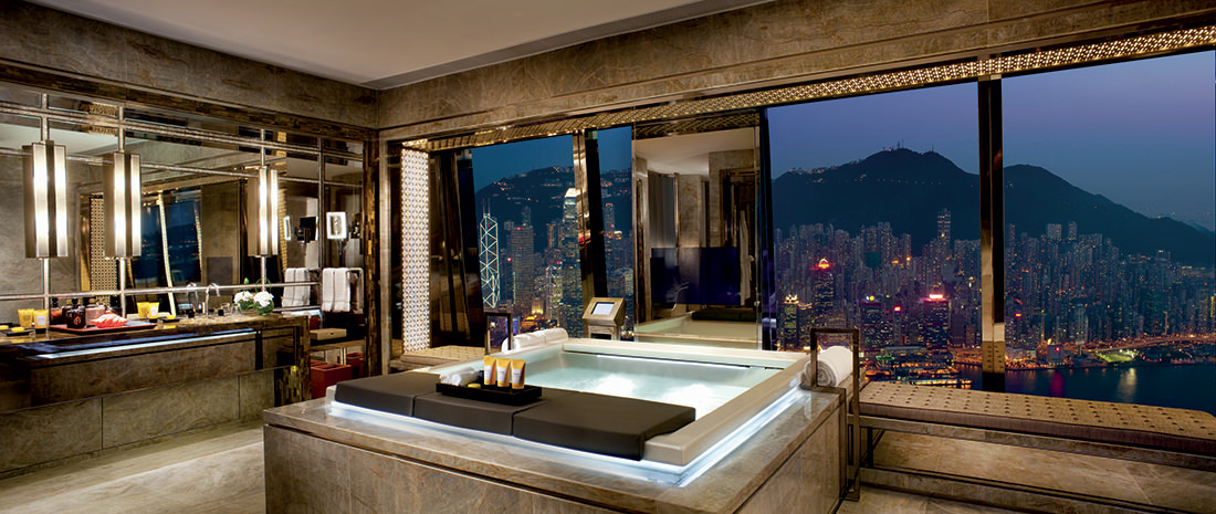 Le Ritz Carlton Hong Kong Ctoie Les toiles