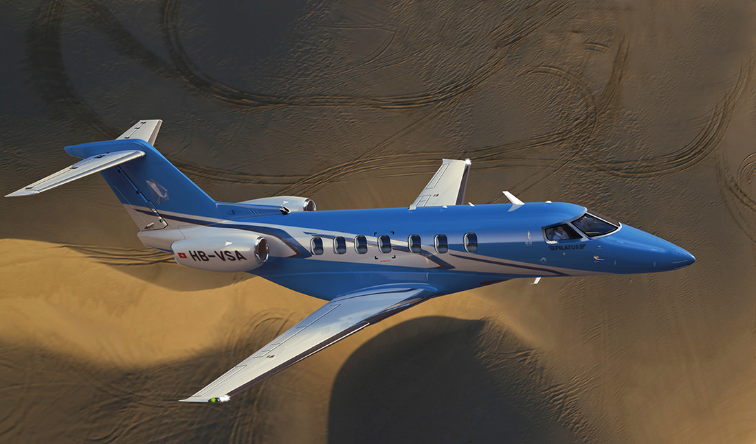 le jet d 39 affaires pc 24 de pilatus aircraft. Black Bedroom Furniture Sets. Home Design Ideas
