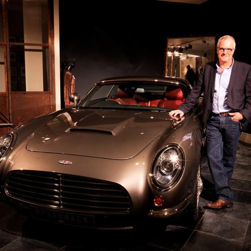 David Brown Automotive dévoile Speedback : l'élégance à l'anglaise