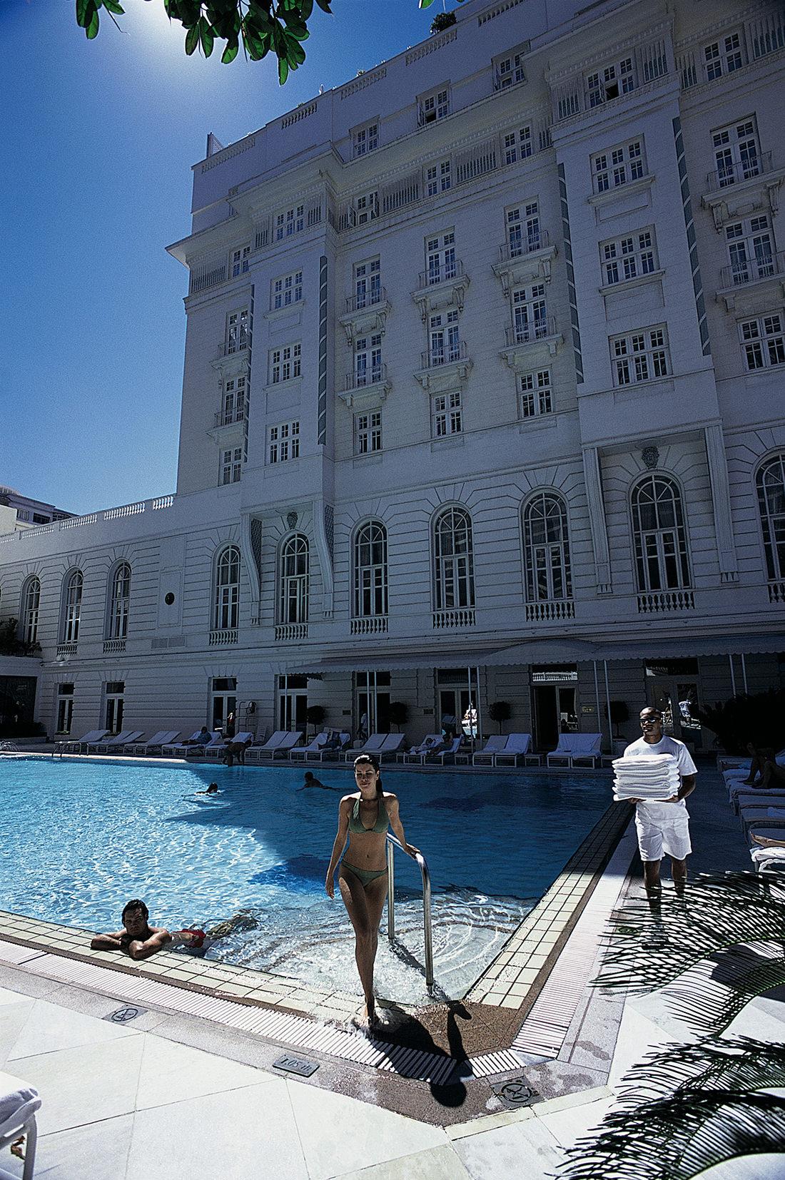 Le Copacabana Palace Le Luxe La Br Silienne