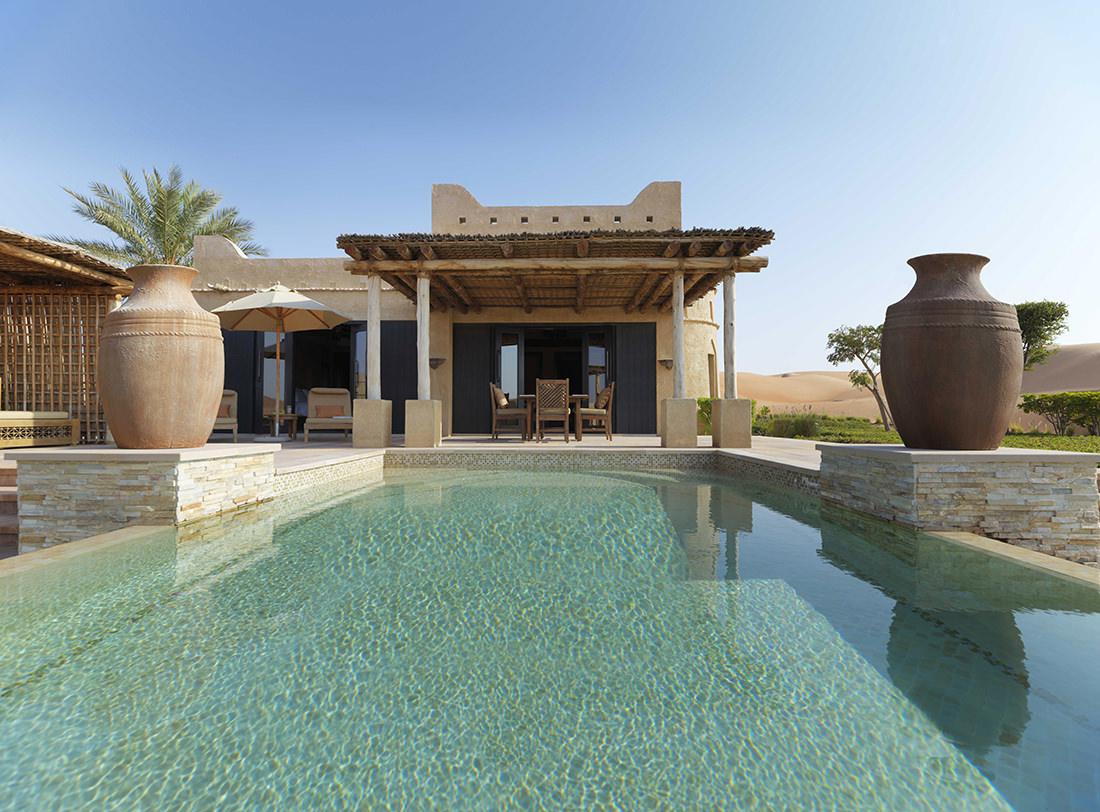 Milles Et Une Nuits Au Qasr Al Sarab Desert Resort By Anantara