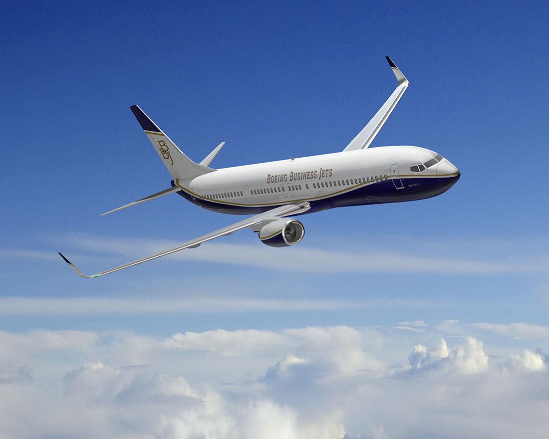 Boeing Business Jet - BBJ3 ArtworkK64832