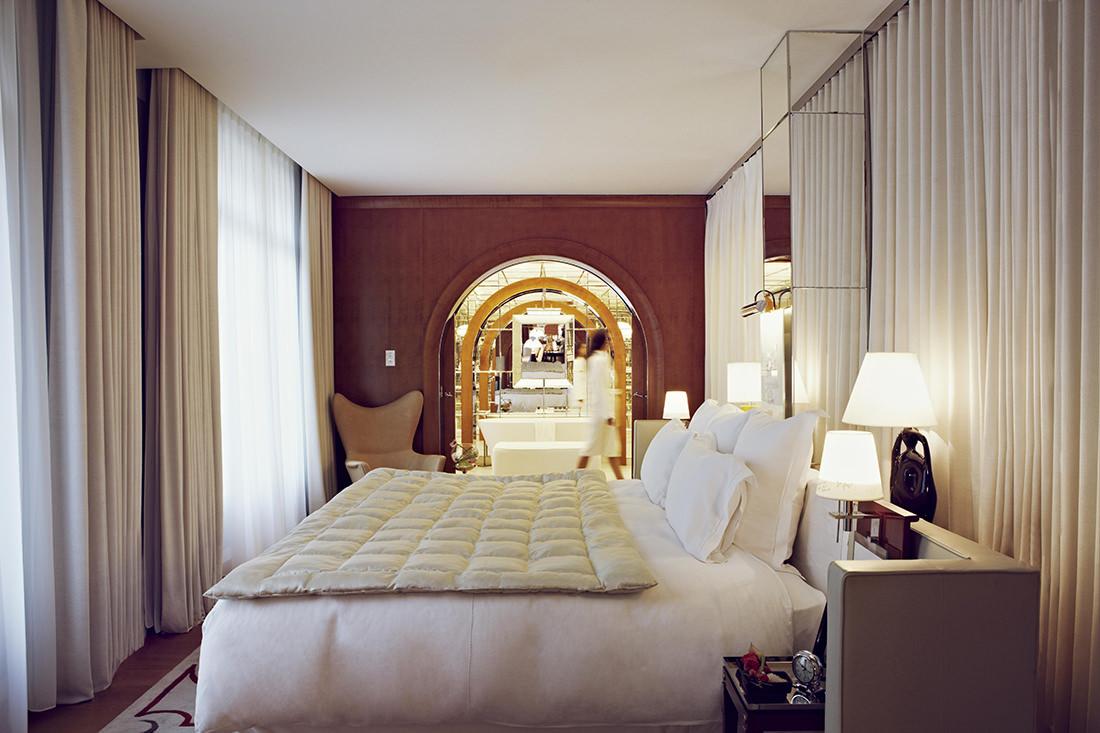 Le royal monceau au coeur de paris - La cuisine hotel royal monceau ...