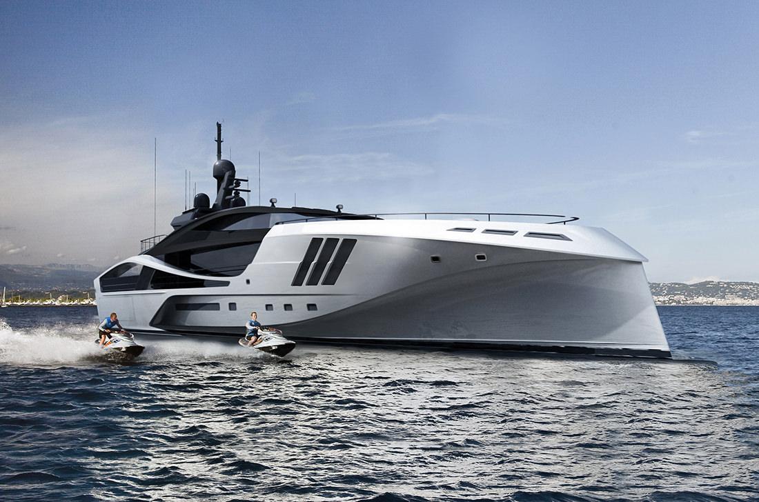 le 48m supersport   un yacht exceptionnel
