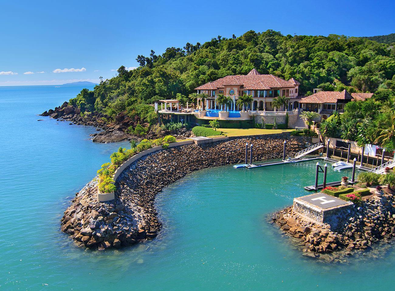 Mandalay House : un coin de paradis en Australie