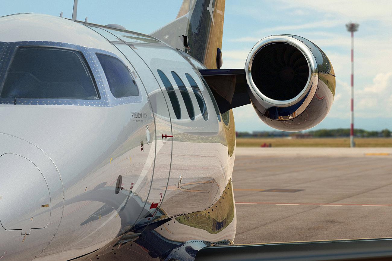 Embraer-Phenom-100E-1