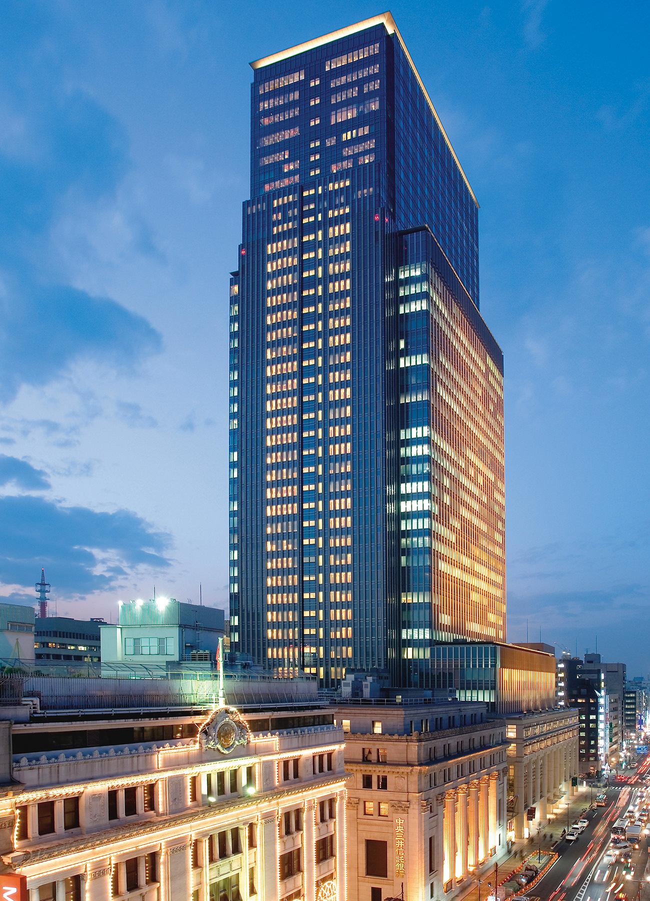 Mandarin oriental, tokyo : la quintessence du luxe japonais